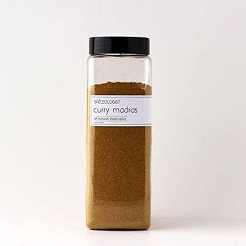 Spiceology Premium Spices - Curry Madras, 16 oz