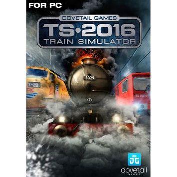 Dovetail Games Train Simulator 2016 (PC)(Digital Download)
