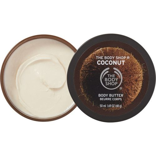 Online Only Travel Size Coconut Body Butter