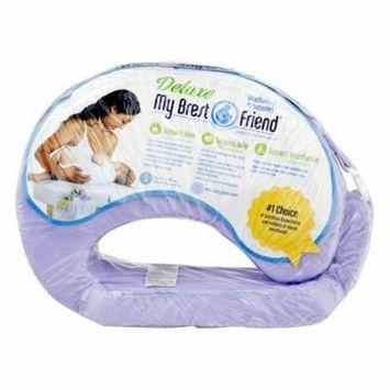 My Brest Friend Deluxe Nursing Pillow, Lilac Purple