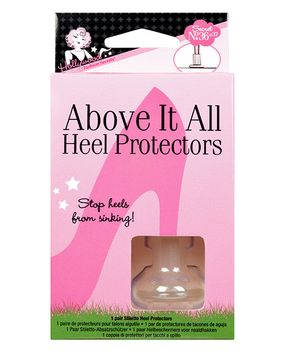 Hollywood Fashion Secrets Above It All Heel Protectors