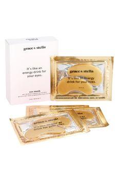 grace & stella - Anti-Wrinkle + Energizing Eye Masks 24 pairs