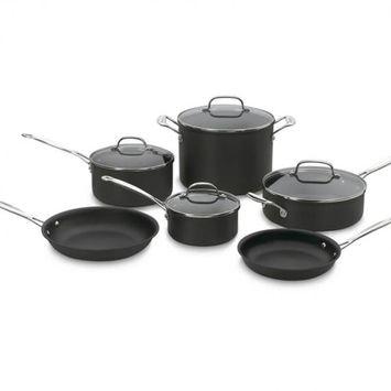 Cuisinart Chef's Classic™ Nonstick Hard Anodized 10 Piece Set
