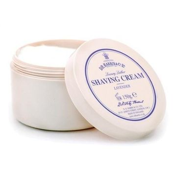 D.R. Harris Lavender Shaving Cream Jar