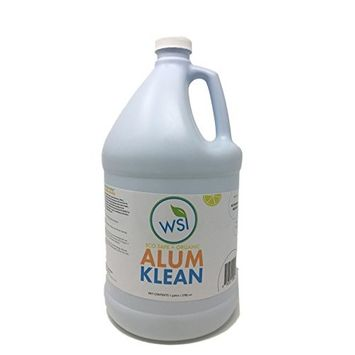 Wash Safe Industries AlumKlean Aluminum Siding and Gutter Cleaner 1 Gal