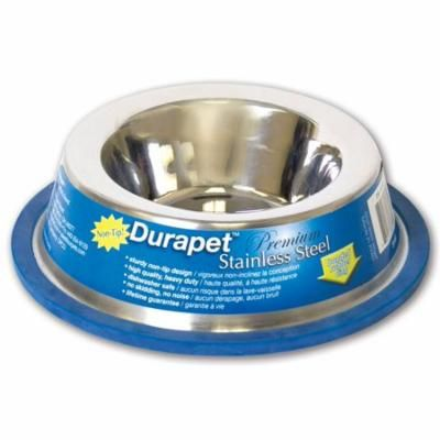 No-Tip Stainless Steel Durapet Bowl - Set of 2 (7 in.)