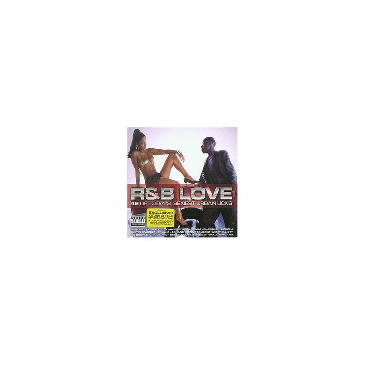 Various Artists - R&b Love [warner] (2003)