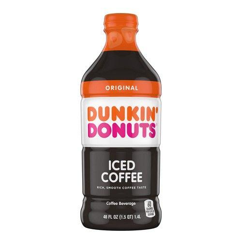 Dunkin' Donuts Original Iced Coffee, 48 fl. oz.