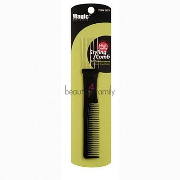 Magic Styling Lift Comb with Metal Pik #2432