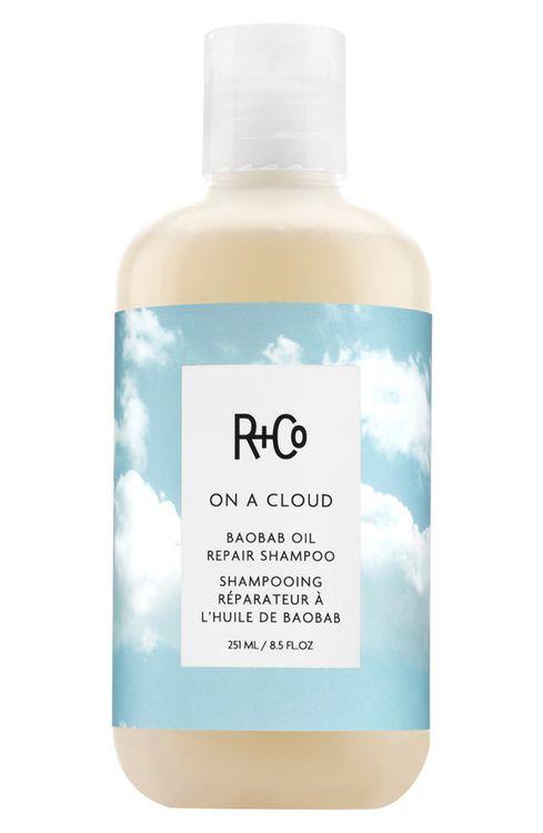 R+Co On A Cloud Baobab Oil Repair Shampoo, Size 8.5 oz