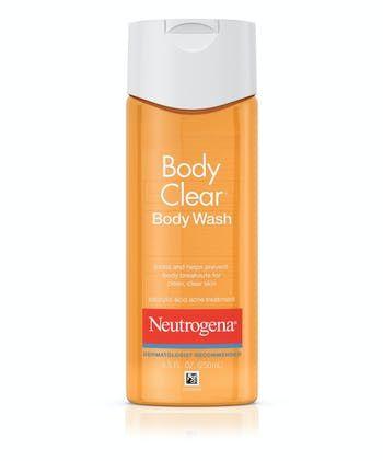 Neutrogena® Body Clear® Acne Treatment Body Wash with Salicylic Acid