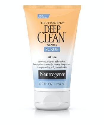 Neutrogena® Deep Clean® Gentle Scrub