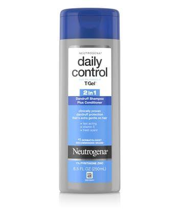 Neutrogena® T/Gel Daily Control® 2-in-1 Dandruff Shampoo Plus Conditioner