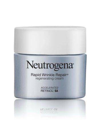 Neutrogena® Rapid Wrinkle Repair® Regenerating Anti-Wrinkle Retinol Cream + Hyaluronic Acid