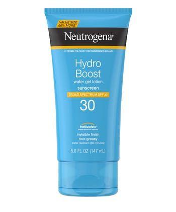 Neutrogena® Hydro Boost Water Gel Lotion SPF 30
