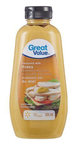 Great Value Prepared Honey Mustard