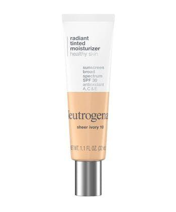 Neutrogena® Healthy Skin Radiant Tinted Moisturizer Broad Spectrum SPF 30