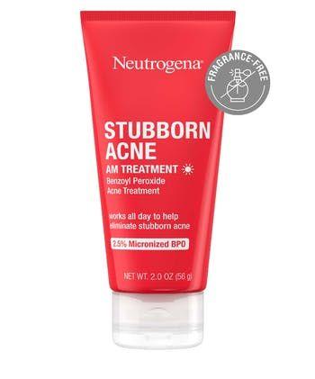 Neutrogena® Stubborn Acne AM Treatment