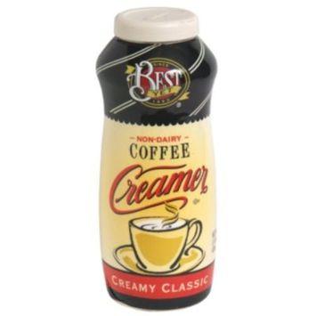 Best Yet Coffee Creamer, Non-Dairy, Creamy Classic, 22 oz (1 lb 6 oz) 624 g