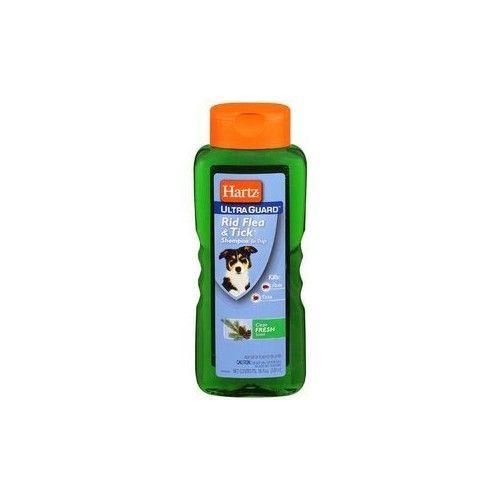Hartz Ultra Guard Rid Flea & Tick Shampoo - Fresh Citrus