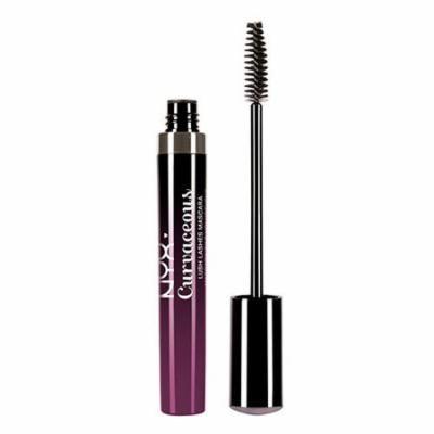 (3 Pack) NYX Lush Lush Mascara Curvaceous - Black