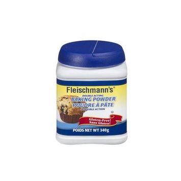 Fleischmann's Double Acting Baking Powder Gluten Free 340g (Imported from Canada)