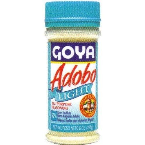 Goya Adobo Light With Pepper 8 oz - Adobo Light Con Pimienta by Goya