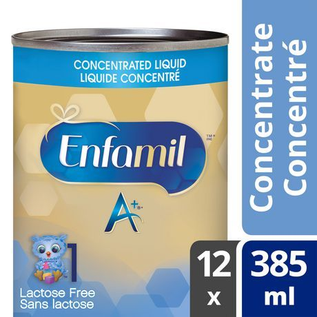 Enfamil A+ Lactose Free Concentrate