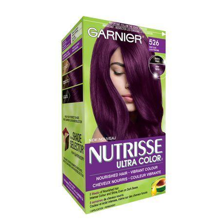 Garnier Nutrisse Ultra Color 526 Deep Lilac Purple
