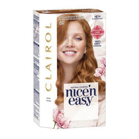 Clairol Nice'n Easy Permanent Hair Color Blonde