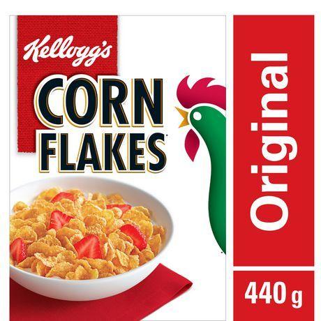Kellogg's Corn Flakes Cereal, 440G