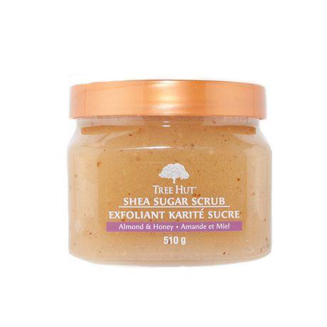 Tree Hut Shea Sugar Scrub Almond & Honey