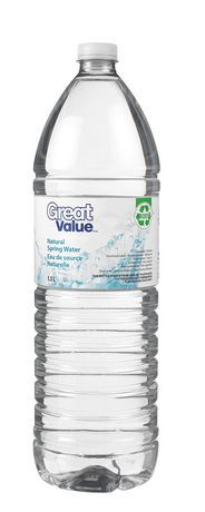 Great Value 1.5L Spring Water