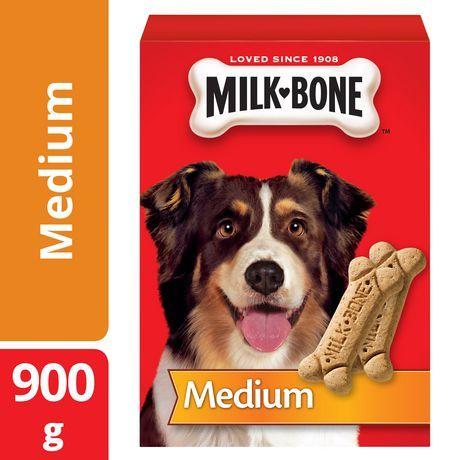 Milk-Bone Original Medium Dog Biscuits 900G Medium