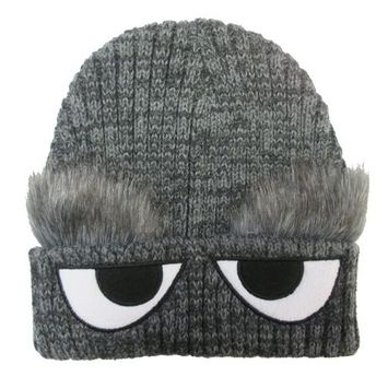 George Baby George Toddler'S Hat With Eyebrows