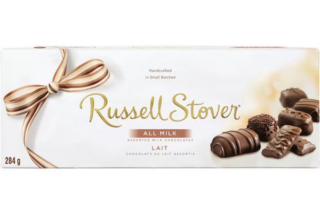 Russell Stover Fine Chocolates All Milk Assortment