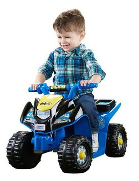 Batman Power Wheels Batman Lil' Quad Ride-On
