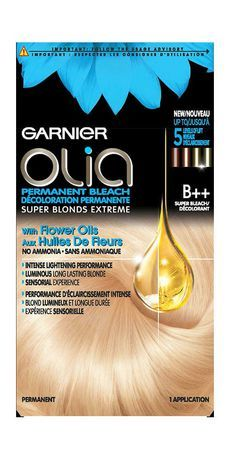 Garnier Olia No Ammonia Oil Powered Permanent Hair Colour, 1 pack