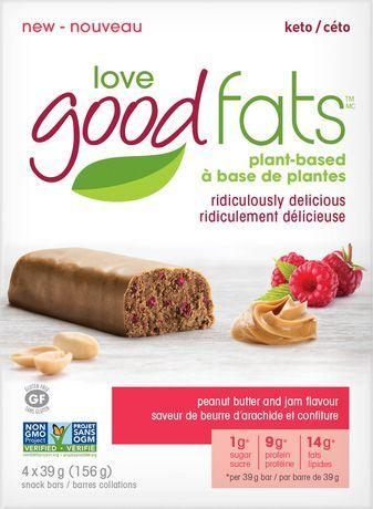 The Good Fat. Co Ltd Love Good Fats Peanut Butter And Jam