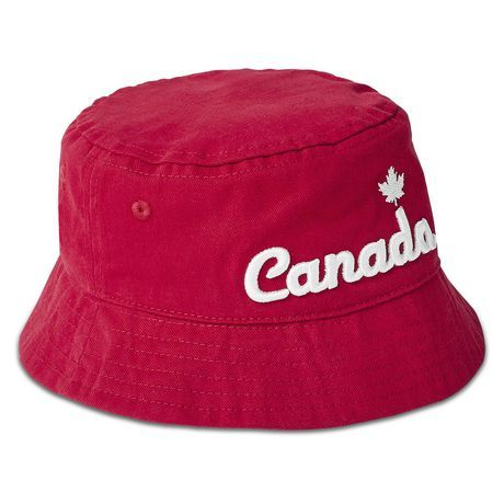 Canadiana Infant'S Bucket Hat