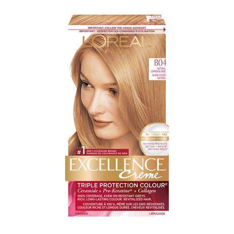L'Oreal Paris Permanent Hair Colour Excellence Crème, D Dark Blonde, 1 EA