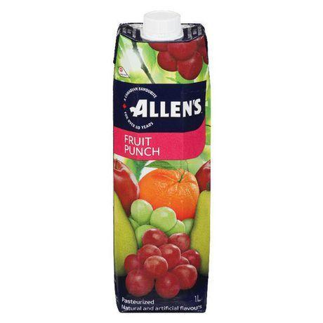 Allen's Fruit Punch Drink