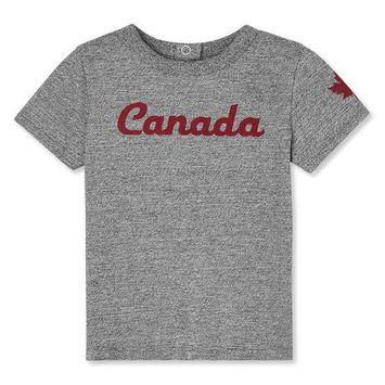 Canadiana Baby Girls' Tee