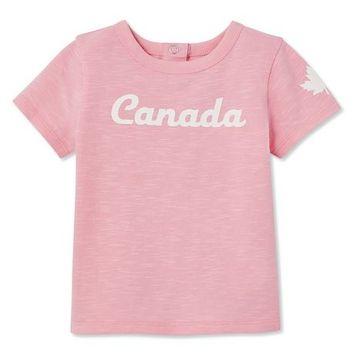 Canadiana Infants' Tee