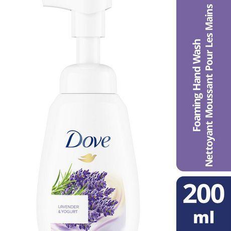 Dove Lavender & Yogurt Foaming Hand Wash