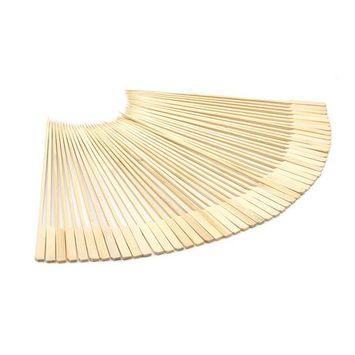 Backyard Grill Flat Bamboo Skewers
