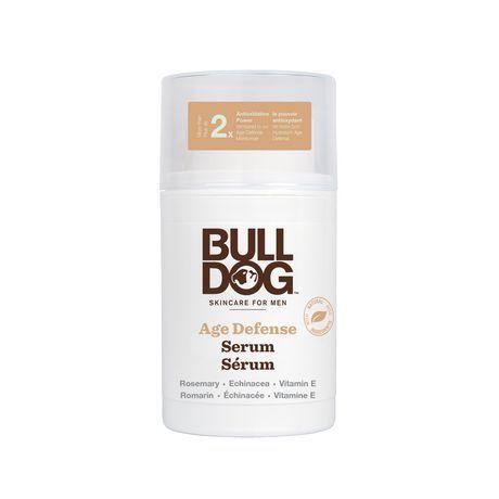 Bulldog Skincare For Men Age Defense Serum