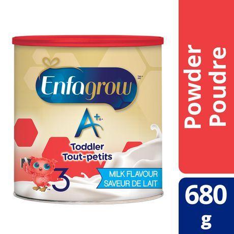 Enfagrow A+ Toddler Nutritional Drink, Milk Flavour Powder