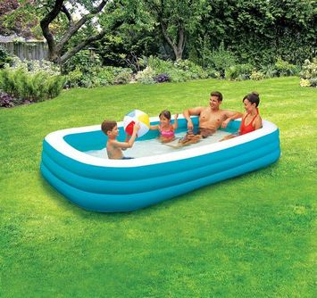 Play Day Deluxe Family Pool