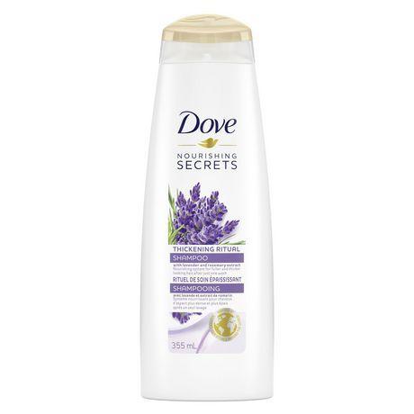 Dove Lavender & Rosemary Shampoo